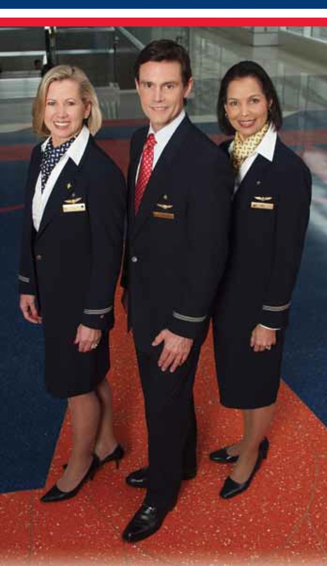 American Airlines Refreshes Flight Attendants On Article 5 Of The Aa